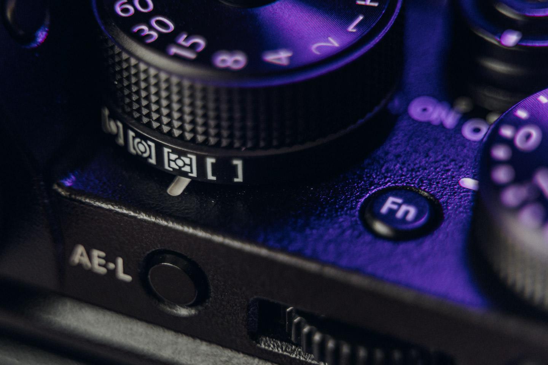 Messmethode für Belichtungsmessung einstellen bei Fujifilm