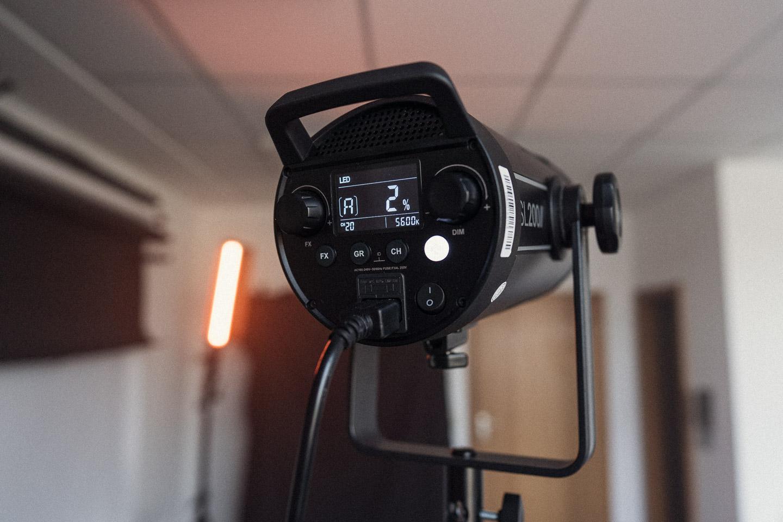 Fotostudio Ausrüstung Dauerlicht