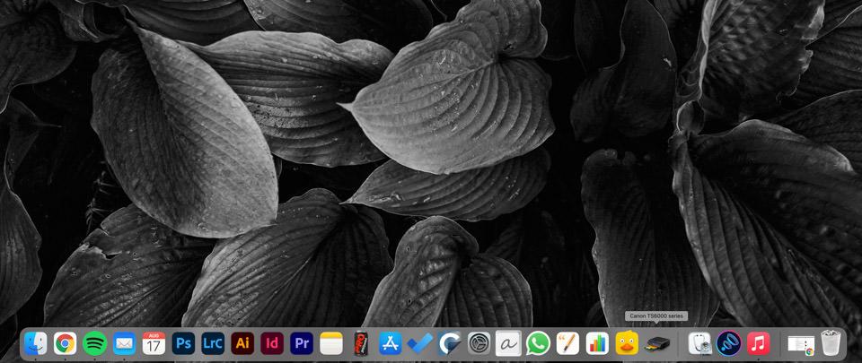 Macbook Tricks - Dock nutzen